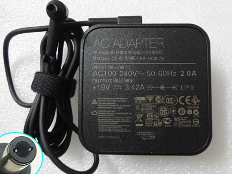 Adapter for Asus X550LB-NH52 R33030 N17908EXA1208UH EXA1208EH