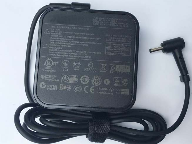 Adapter for Asus X553 X553MA-XX333B Power Charger 19V 3.42A 65W 4.0mm x 1.35mm