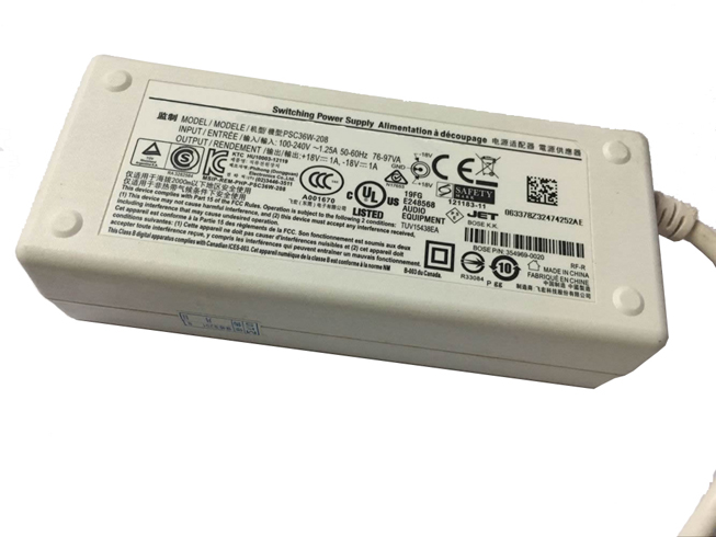 Adaptere PSM36W-208