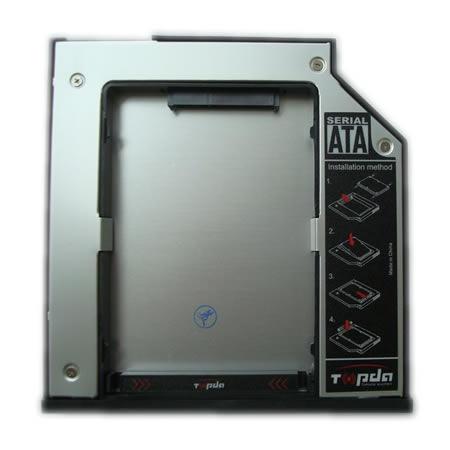 NEW SATA 2nd HDD Caddy Module Bay DELL E4300 E4310 DV20