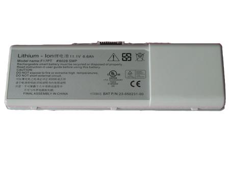 Batterier Bærbare computere 23-050231-00