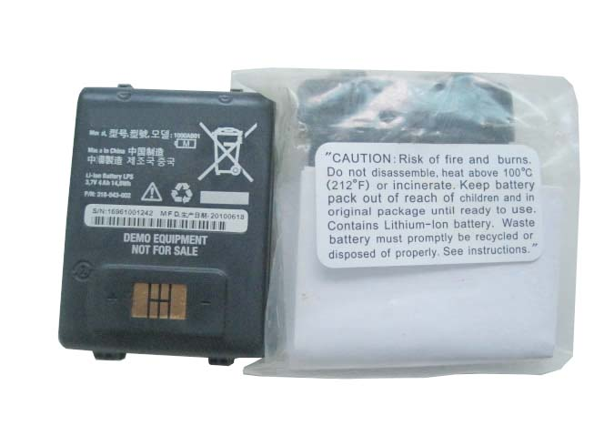 intermec battery 318-043-002
