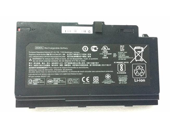 Batterier Bærbare computere AA06XL