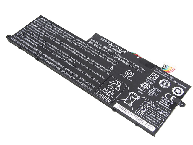 Batteri til tablet AC13C34