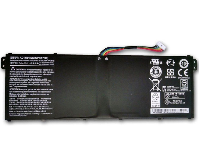 Batteri til tablet AC14B13J