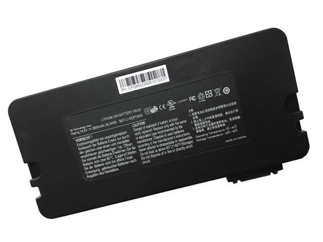 Batterier Bærbare computere BAT-LI-4S2P3800