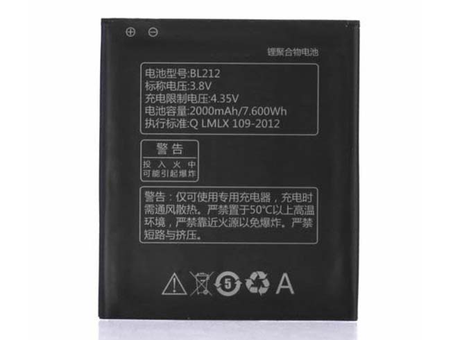 lenovo battery BL212