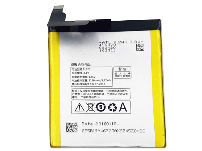 lenovo battery BL220