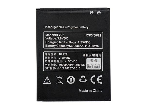 mobilbatteri BL222
