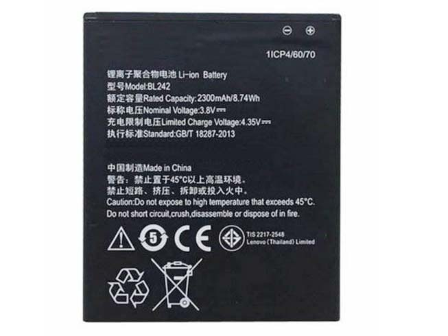lenovo battery BL242