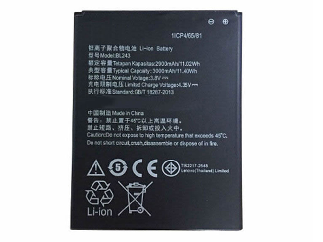 lenovo battery BL243
