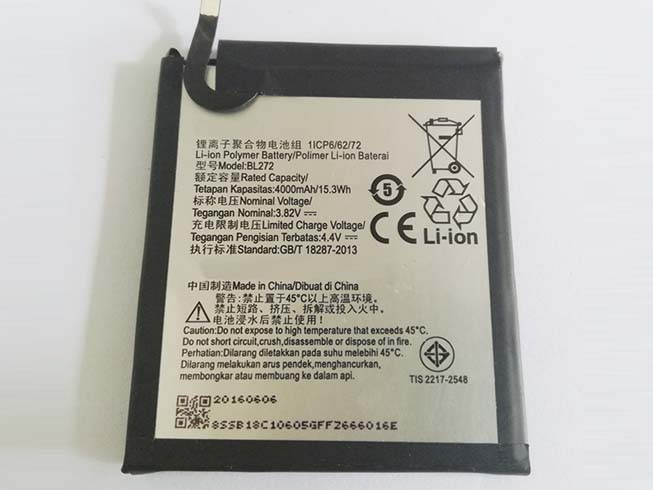 lenovo battery BL272