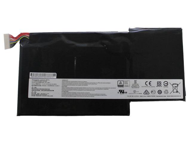 Batterier Bærbare computere BTY-M6J