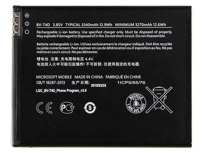 mobilbatteri BV-T4D