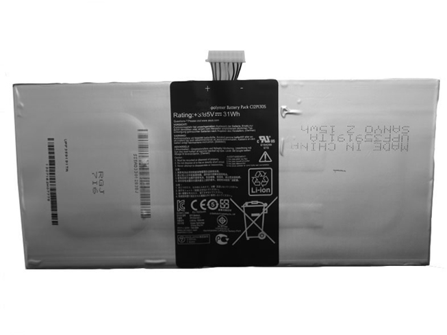 Batteri til tablet C12P1305
