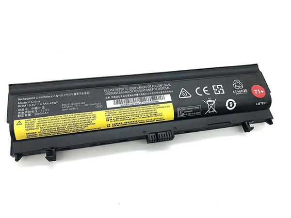 Batterier Bærbare computere SB10H45071