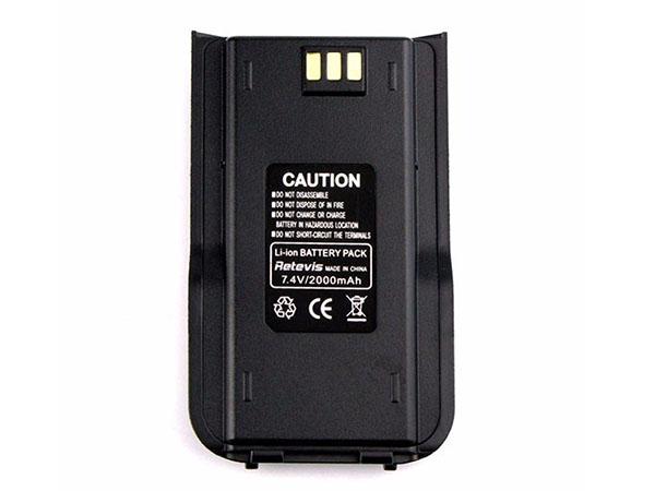 Batterier MD-380