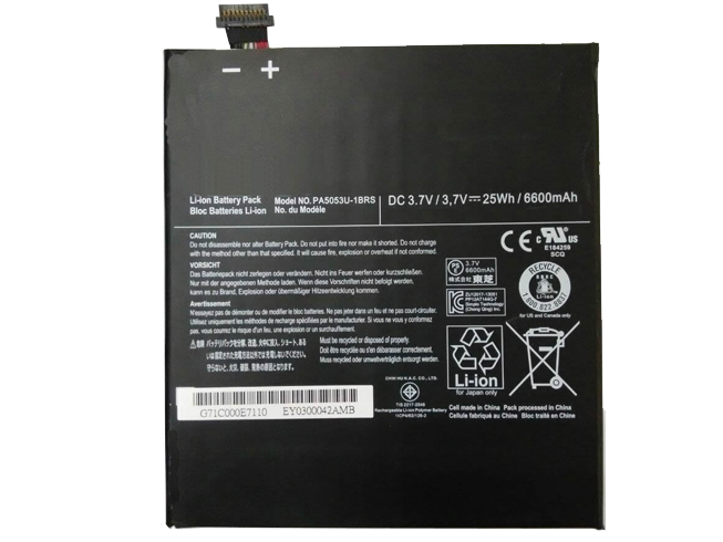 toshiba battery PA5053U-1BRS