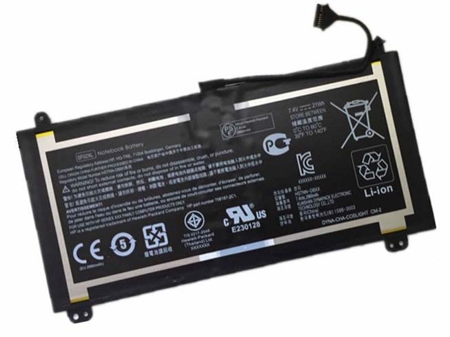 HP HSTNN-DB6H battery