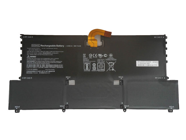 Batterier Bærbare computere 843534-1C1