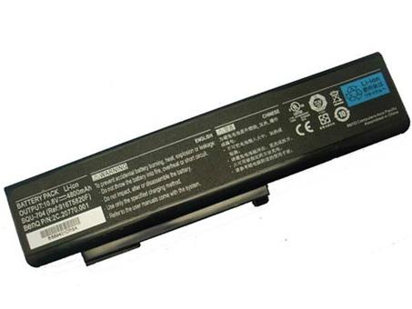 Batterier Bærbare computere SQU-704