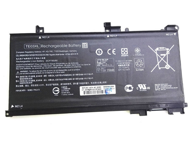 HP TE03XL battery