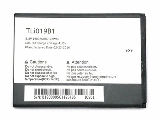 mobilbatteri TLI019B1