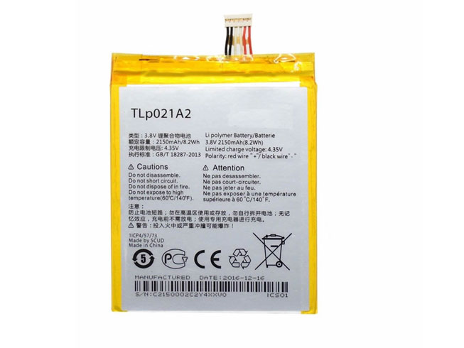 Handy-Batterie TLP021A2