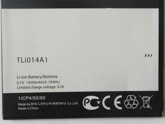 alcatel battery TLi014A1