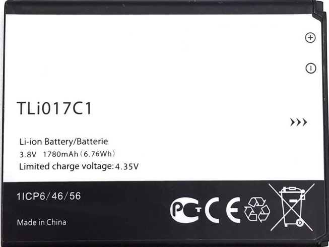 alcatel battery TLi017C1