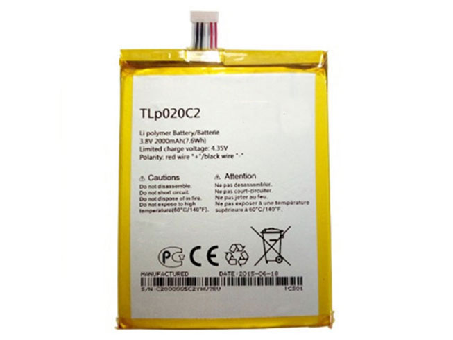 mobilbatteri TLP020C2