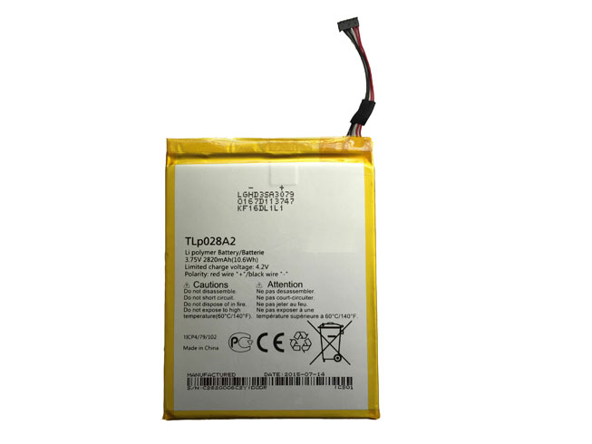 mobilbatteri TLP028AD