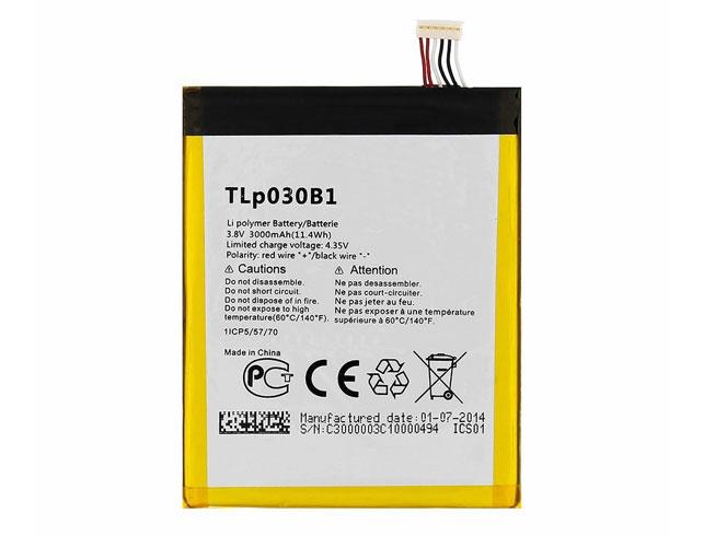 mobilbatteri TLP030B1