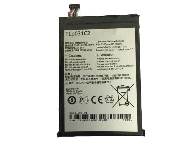 mobilbatteri TLP031C2