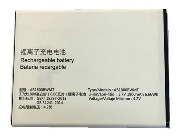 philips battery AB1800BWMT