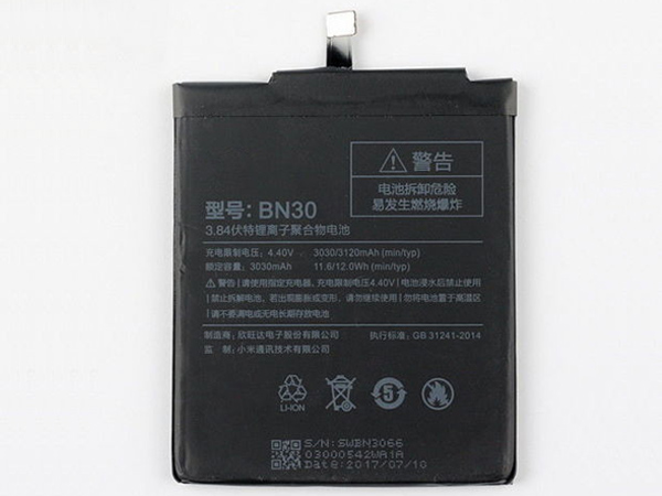 Xiaomi BN30 battery