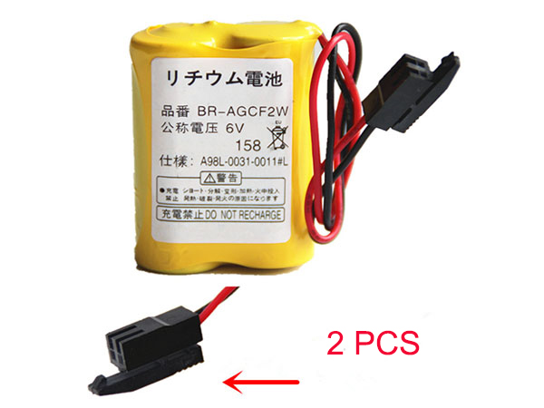 Panasonic BR-AGCF2W battery