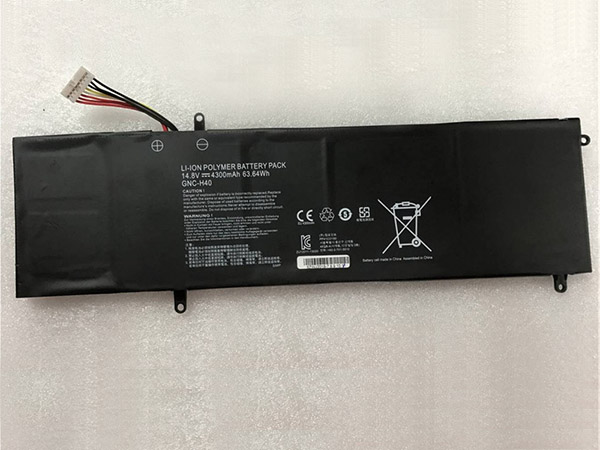 Gigabyte NC-H40 battery