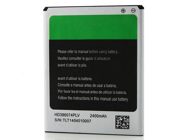 inew battery HD386074PLV