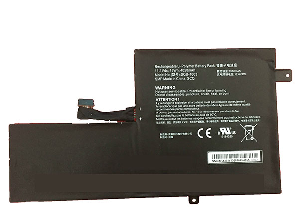 Hasee SQU-1603 battery