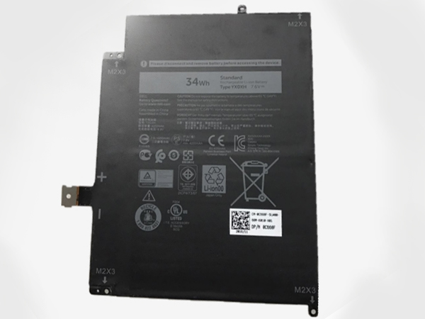 dell battery YX0XH